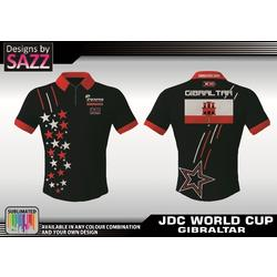 JDC World Cup 2019 supporter shirt