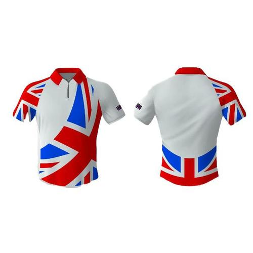 Union Jack Sublimated Shirt